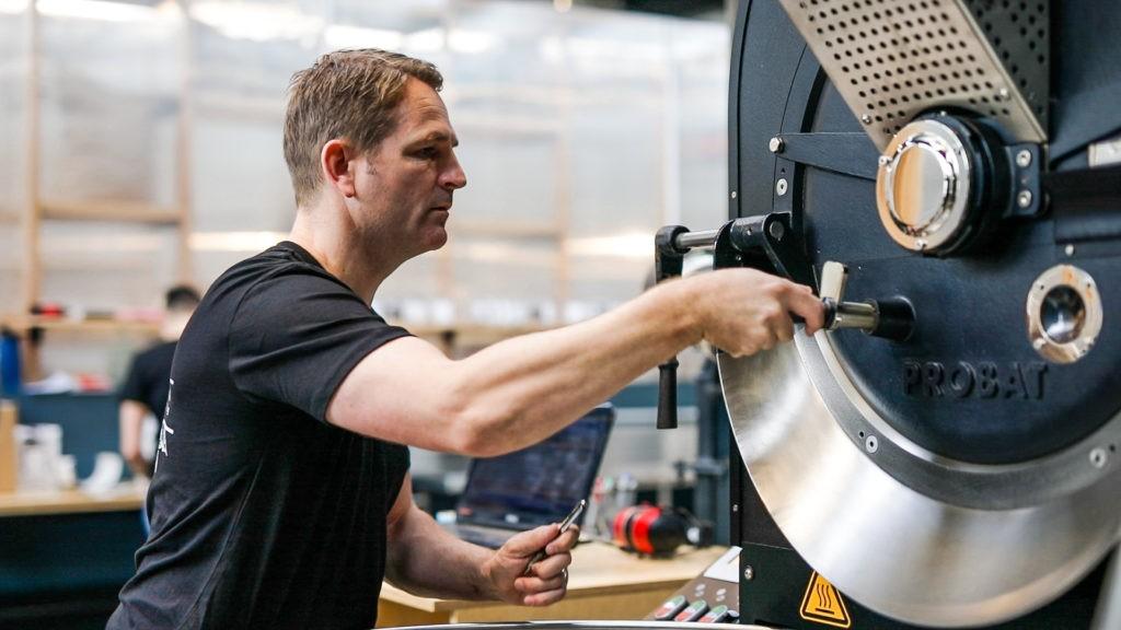 Andrew Smart Espresso Workshop