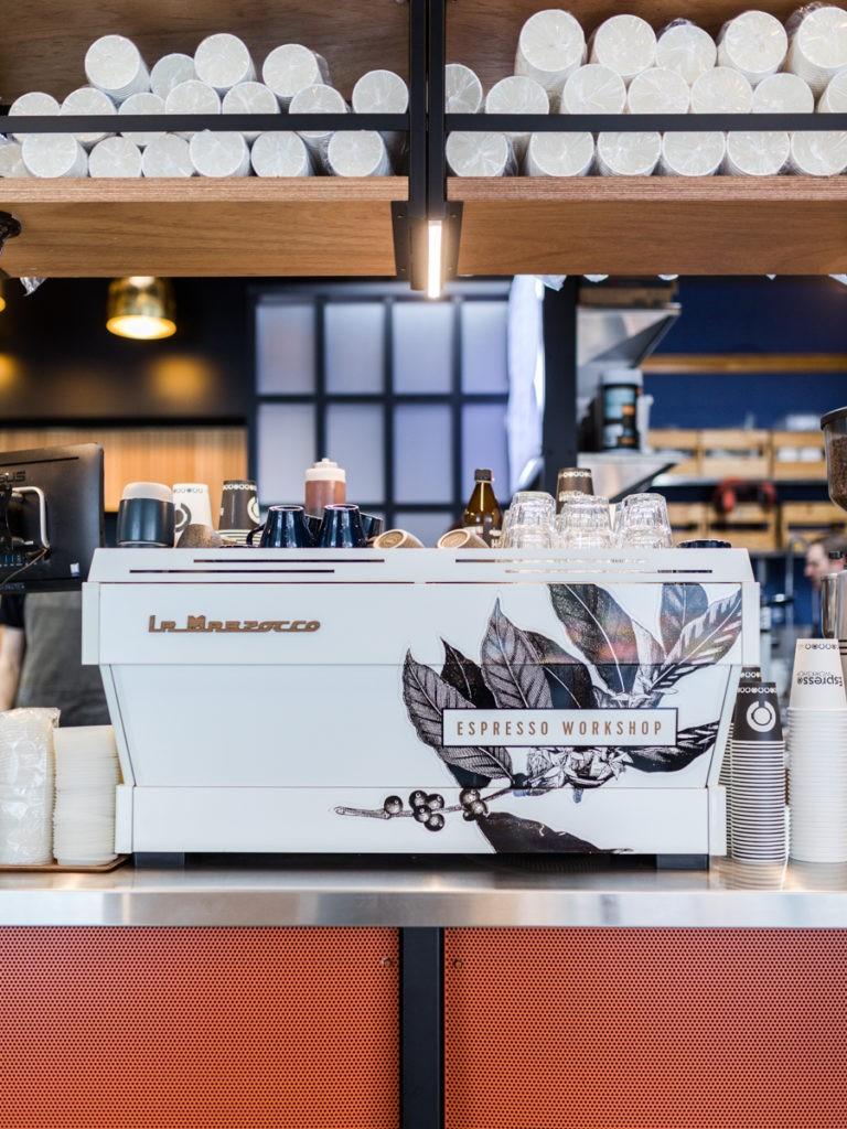 Espresso Workshop Britomart