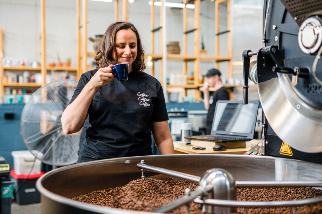 Cris Fuzaro Espresso Workshop