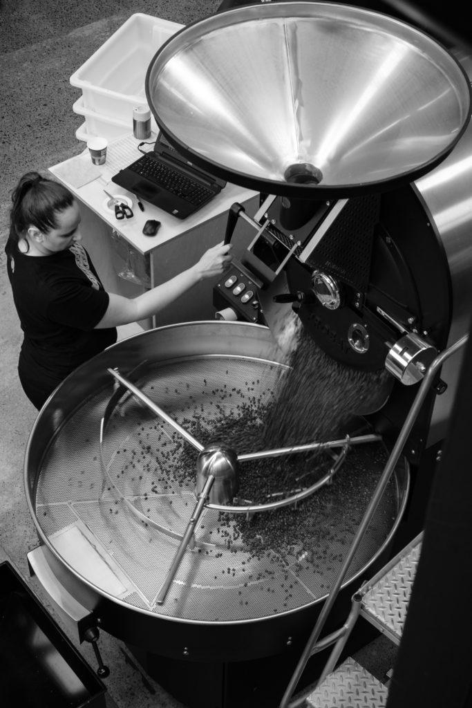 espresso workshop roastery