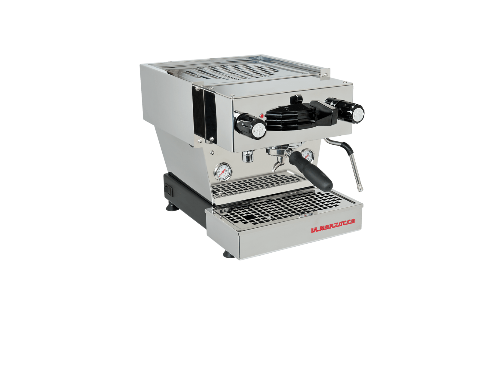 Linea Mini Stainless Steel Front