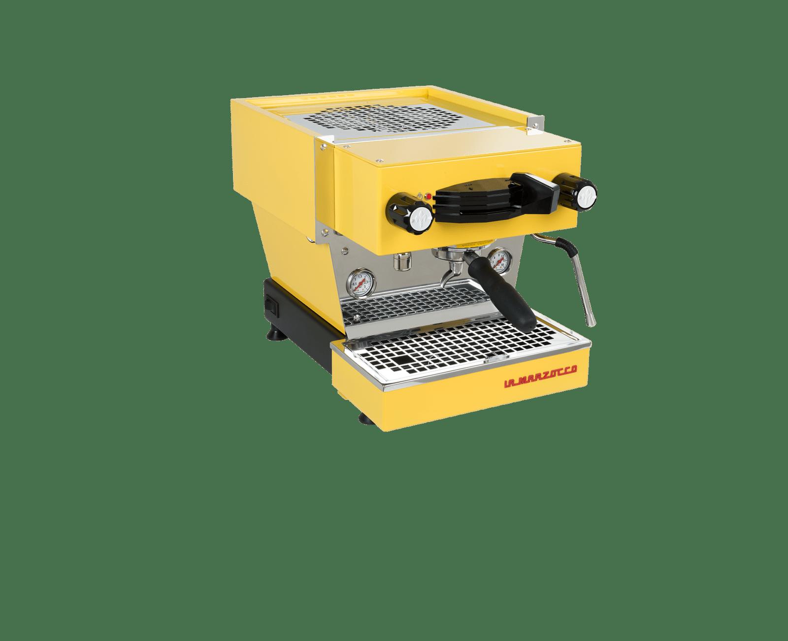 Linea Mini Yellow Front