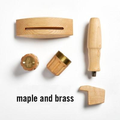 Maple and Brass Specht