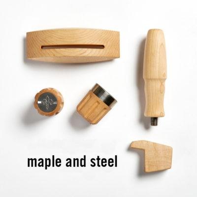 Specht Maple and Steel