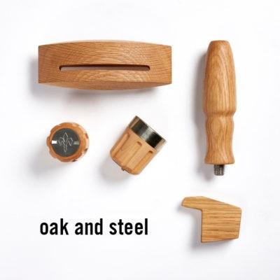 Oak and Steel Specht